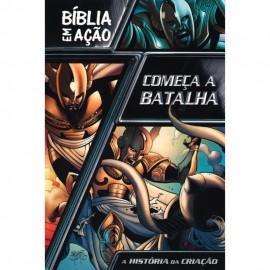 Biblia Em Acao Comeca A Batalha