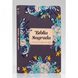 Biblia Acf Especial Jardim Semi Luxo