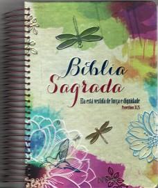 Biblia Nvi Anote Ela Esta Vestida De Forca