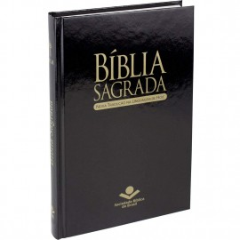 Biblia Missionaria Ntlh  Capa Dura Preto