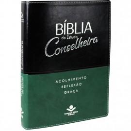 Bíblia De Estudo Conselheira Naa