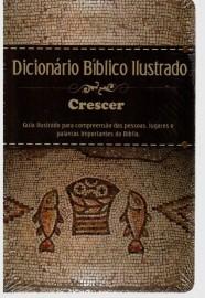 colecao Dicionario Biblico Crescer e concordância