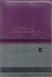 Biblia Arqueologica Vinho e Cinza