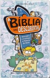 Biblia Das Descobertas Azul Ntlh