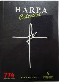 Harpa PQ. Brochura com 774 hino letra grande fe