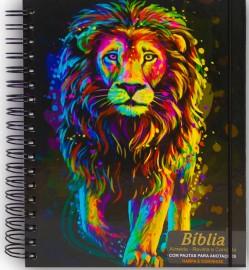 Bíblia Sagrada com Pautas para Anotações – Pintura Inteiro