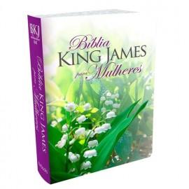 Biblia King James Para Mulheres  Florida